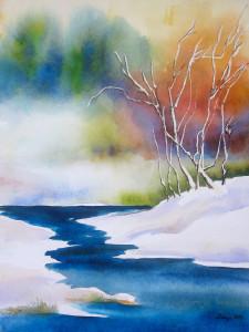 7ml Glueck Baunachgrund im Winter