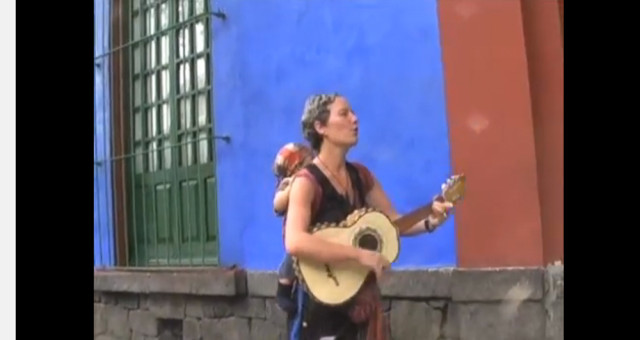 """""""La Llorona"""" und Frida Kahlo."""