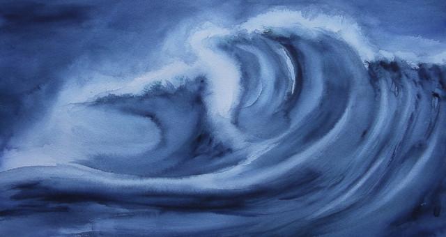 Aquarell maritim: Die Lust auf Farbe…