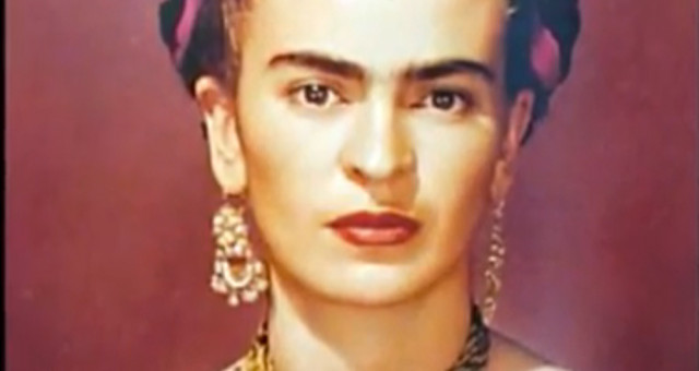 Video-Tipp: Frida Kahlo…..
