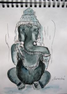 Ganesha Kopie