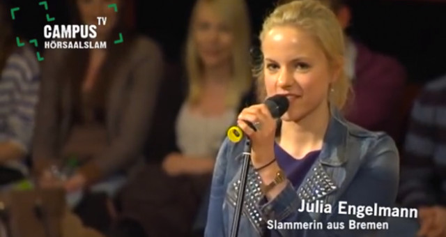 Video Tipp: Julia Engelmann
