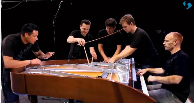 Musikvideo: The Piano Guys