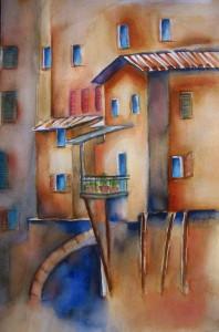 Ponte Vecchio- Florenz
