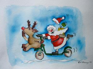 Stellt schnell den Stiefel - Nikolaus 2011